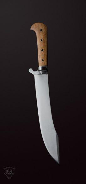 Medium Bauernwehr with sheath