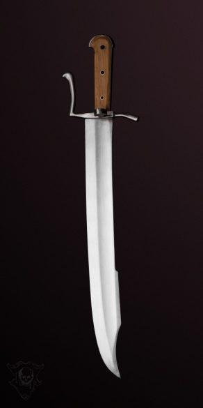 Gustav 1.0 M4D Messer
