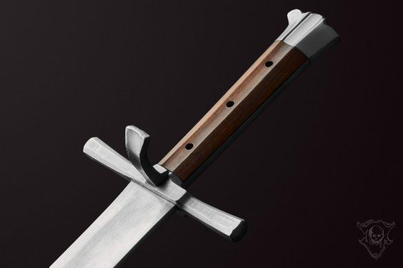 CC2 Pommel for Landsknecht Emporium Messers